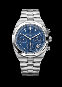 Overseas chrono blue 5500V/110A-B148