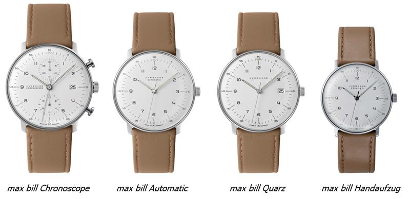 Junghans max bill 2